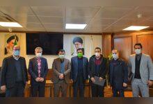 شهرداری ملارد - ابراری، فلاح نژاد، عبدالملکی و میرانی طی احکامی از سوی شهردار در سمتهای جدید خود معارفه شدند»