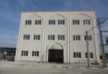 شهرداری ملارد - اتمام پروژه ساختمان اداری گلزار شهدای شهرداری ملارد»