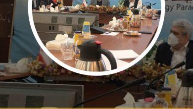 بازدید اعضای کمیسیون آموزش از نمایشگاه محصولات فناورانه پارک علم و فناوری پردیس  به گزارش خبرنگار خبرگزاری خانه ملت، اع...»
