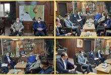 شهرداری ملارد - جلسه اولیه برگزاری نمایشگاه های عرضه کالا در سطح شهر ملارد»
