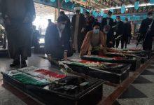 ️تجدید بیعت مسئولین  شهرستان ملارد با شهدا در اولین روز از دهه فجر»